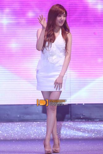 Tiffany at 12 Plus Miracle dag