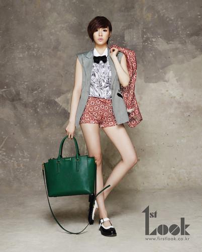 Tiffany for 1st Look Magazine
