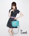 Tiffany for 1st Look  Magazine - tiffany-girls-generation photo