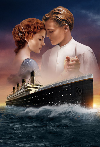 Movie Couples wallpaper entitled Titanic