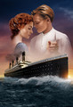 Titanic - movie-couples fan art