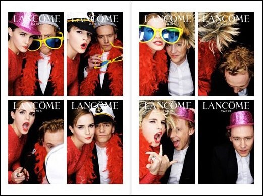 Tom Hiddleston And Emma Watson Tom hiddleston and emma watson