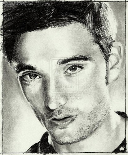 Tom Parker Drawing <3