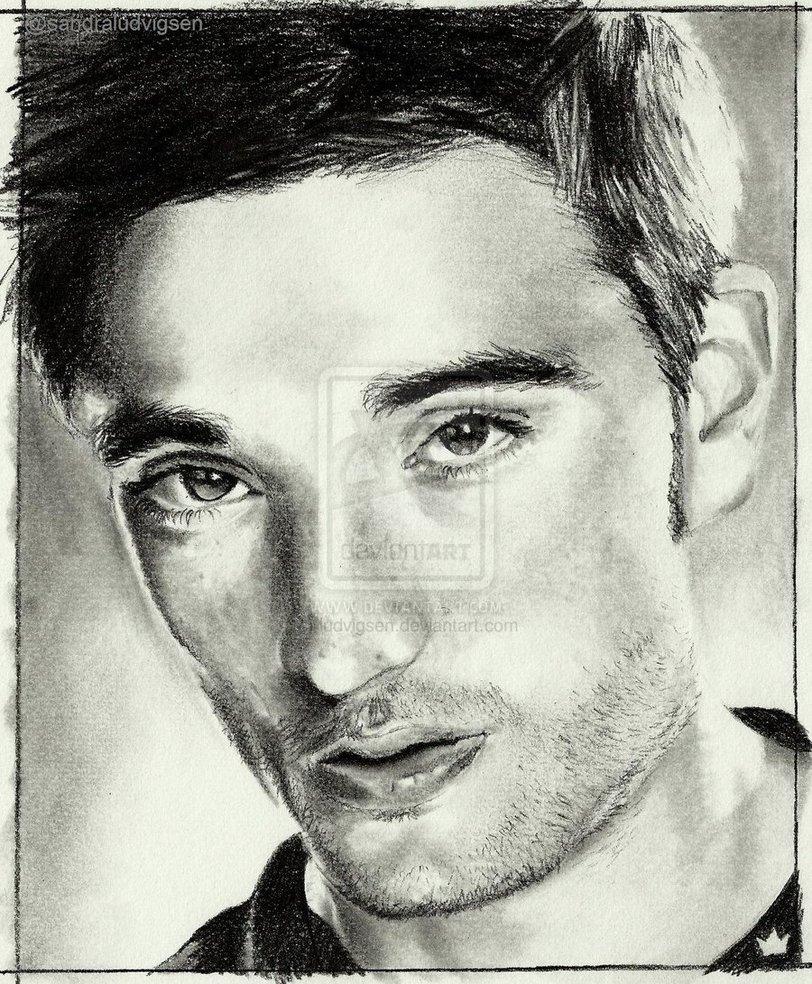 Tom Parker Drawing <3
