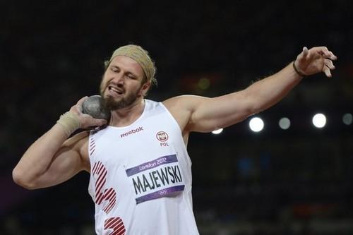 Tomasz Majewski won the স্বর্ণ medal!