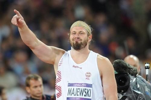Tomasz Majewski won the or medal!