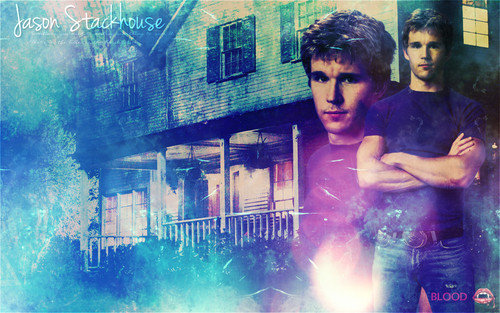 True Blood wallpaper probably with a hot tub and a street called True blood - wallpaper (made this myself)