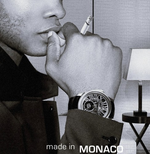 Ugo Osmunds Monaco Grand Monsieur 2012