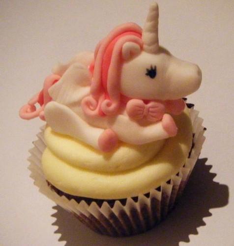Unicorn кекс