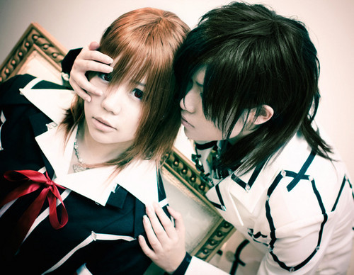 Vampire Knight wolpeyper titled VAMPIRE KNIGHT COSPLAY