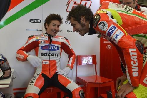 Valentino with Nicky