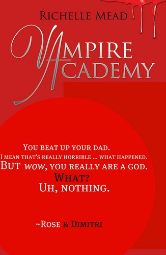 Vampire Academy Quote - vampire-academy-series Photo