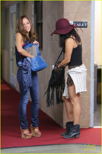 Vanessa - Out and about in Hollywood - July 30, 2012 - vanessa-hudgens Photo