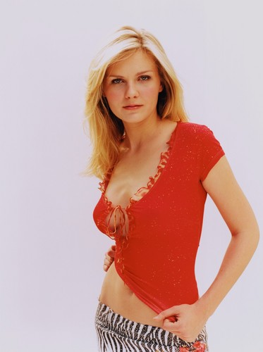 Kirsten Dunst پیپر وال entitled Verglas Photoshoot
