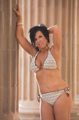 WWE Divas wallpaper with a bikini called Vickie Guerrero