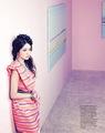Vogue girls-Pink wings