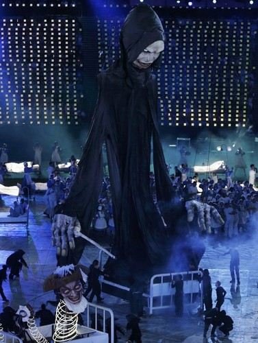 Voldemort at the Olimpics - lord-voldemort Photo
