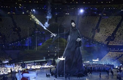 Voldemort at the Olimpics