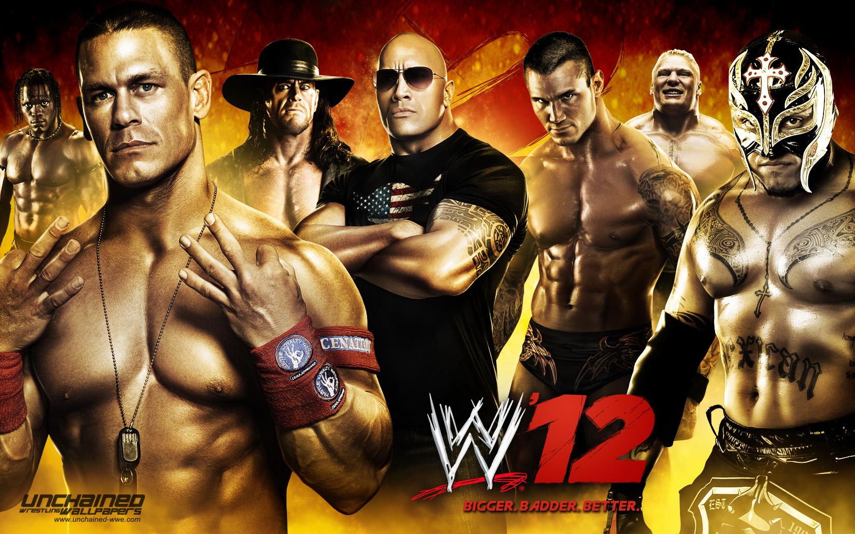 WWE' 12