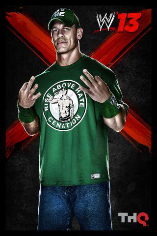 WWE 13'-John Cena