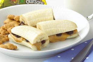 Warm karanga siagi Bananas