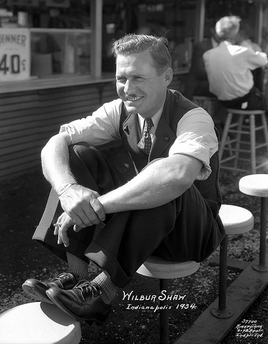 Warren Wilbur Shaw (October 31, 1902 - October 30, 1954)