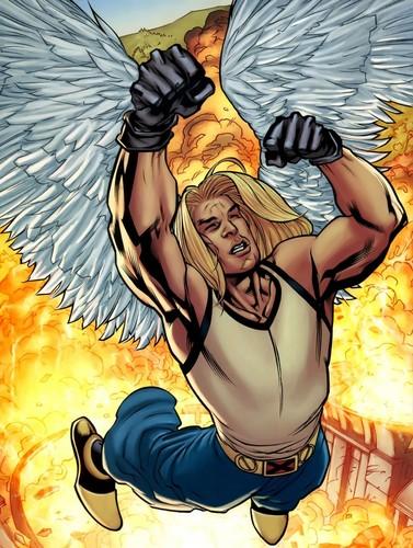 Warren Worthington III / Angel