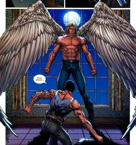 Warren Worthington III / Angel