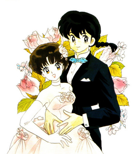Wedding? - ranma-1-2 Photo