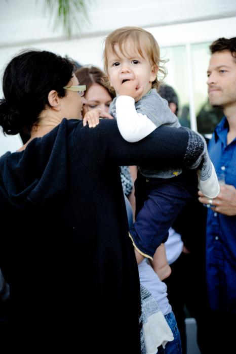 Misha Collins Kids Misha Collins Son