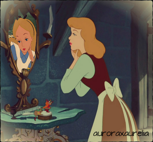 Who I Once Was... cinderella