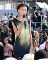 Willow at the BET Awards, Los Angeles, 1july 2012 - willow-smith photo