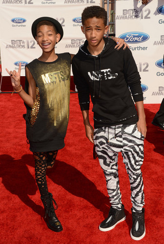 Willow Smith 壁纸 entitled Willow at the BET Awards, Los Angeles, 1july 2012