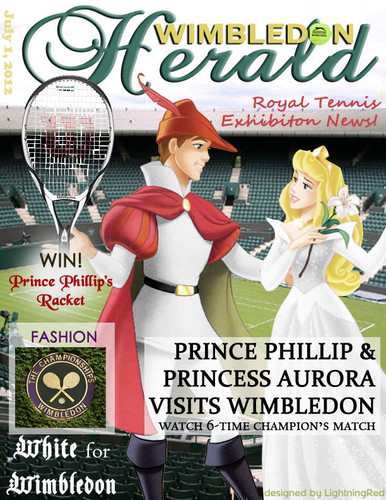 Wimbledon Herald July 2012
