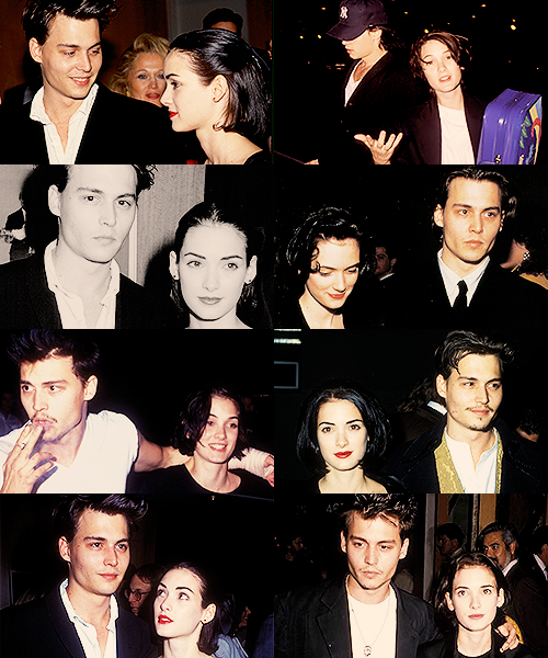 Winona forever; - johnny-depp Fan Art