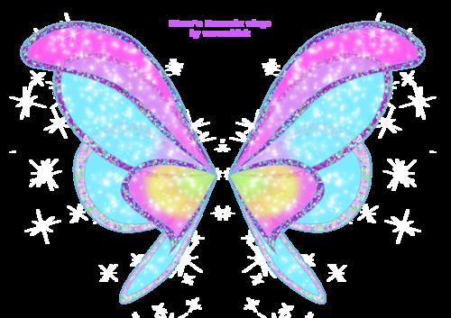 Winx club Harmonix wings