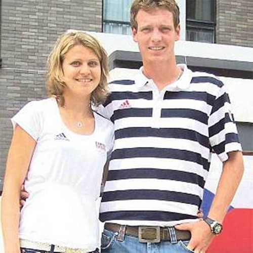 Year from gauge (notification) Berdych and Safarova - tennis Photo
