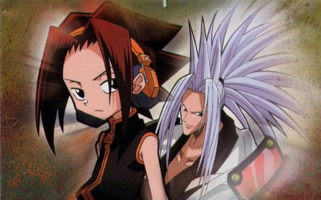 Shaman King karatasi la kupamba ukuta with anime entitled Yoh Asakura