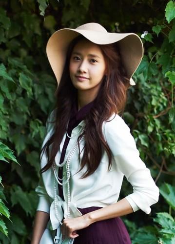 Yoona @ High Cut