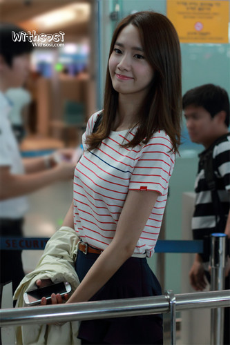 Yoona @ Incheon Airport