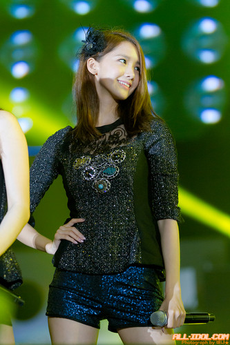 Yoona @ Yeosu EXPO Pop Festival