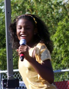 Young Coco Jones