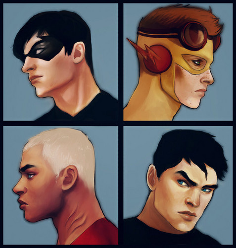 Young Justice: The Boys