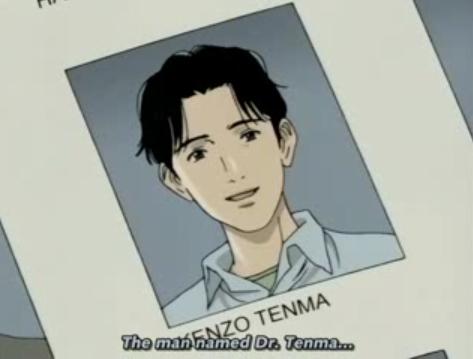 Younger Kenzo Tenma