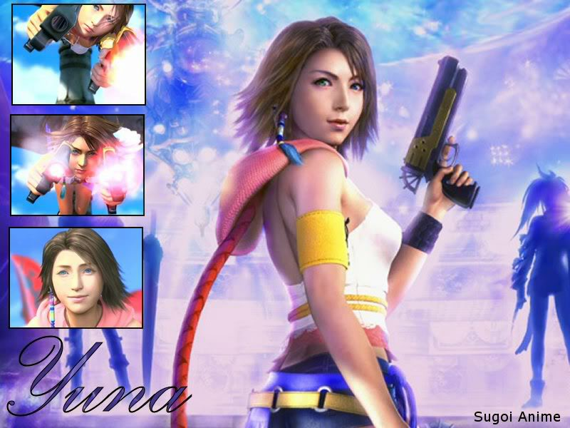 yuna ffx wallpaper - photo #30