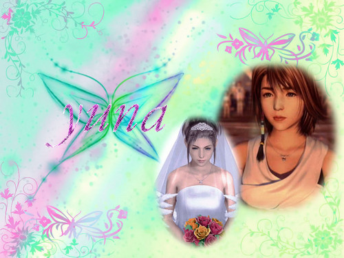 Yuna Обои