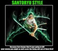 Zoro Demotivational