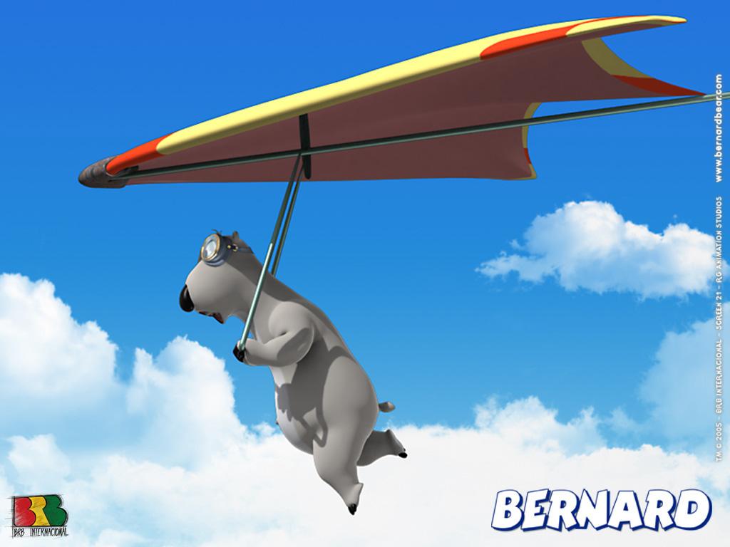 Bernard Bear Wallpaper (31682521)