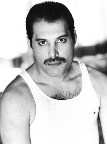 black & white Freddie pics. - freddie-mercury Photo