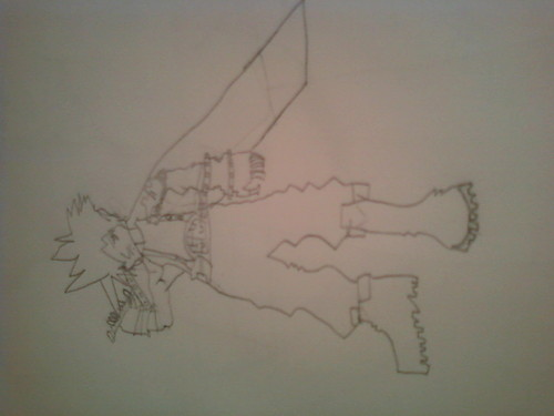 cloud strife - random-role-playing Fan Art